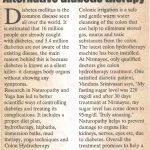 diabetic therapy article