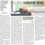natural way article