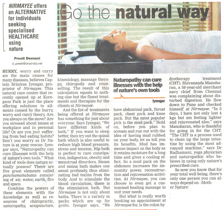 natural way article