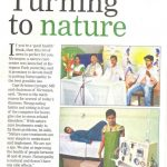 turning no nature