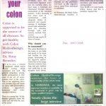 cleanse your colon
