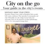 city on the go article