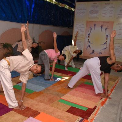 yoga pose 5